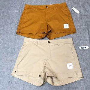 2 Old Navy Everyday Shorts